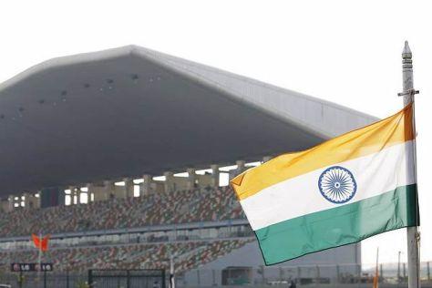Der Grand Prix von Indien könnte nach nur zwei Ausgaben Geschichte sein