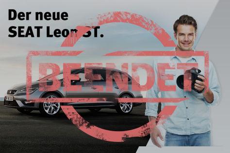 ANZEIGE: SEAT Leon ST