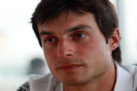Bruno Spengler bevorzugt italienisches Essen und spielt gern Golf und Tennis