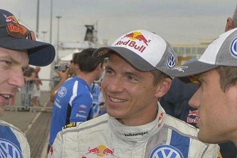 Julian Ingrassia ist rechtzeitig zur Rallye Finnland wieder fit