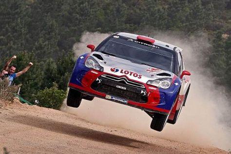 Kämpft Robert Kubica 2014 in seinem Heimatland um WRC-Bestzeiten?