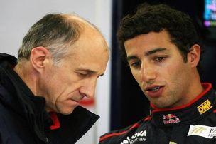 Tost: Käme Red-Bull-Aufstieg für Ricciardo zu früh?
