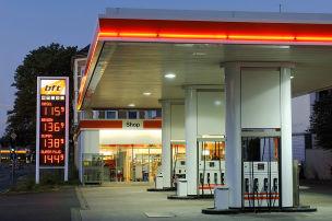 Freie Tankstellen überfordert