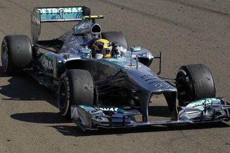 Lewis Hamilton würde gern auch in Belgien wieder jubeln, zumal er die Strecke liebt