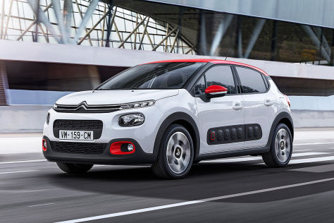 Citroën C3 Illustration