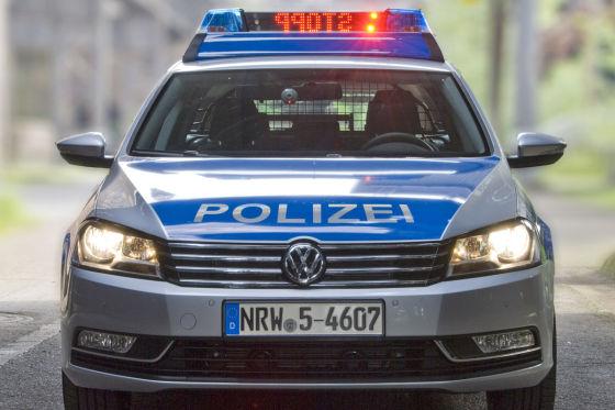 Polizei Sirene Deutschland