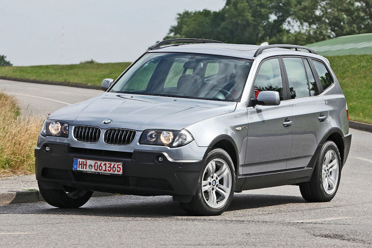 gebrauchter bmw x3 im test bilder. Black Bedroom Furniture Sets. Home Design Ideas