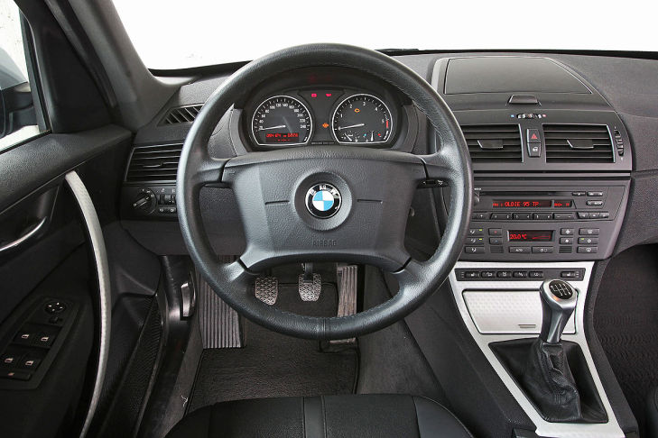 2007 bmw x3 interior gebrauchter bmw x3 im test bilder autobild de estoril blue w beige. Black Bedroom Furniture Sets. Home Design Ideas