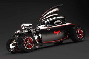 Hot Rod für Batman
