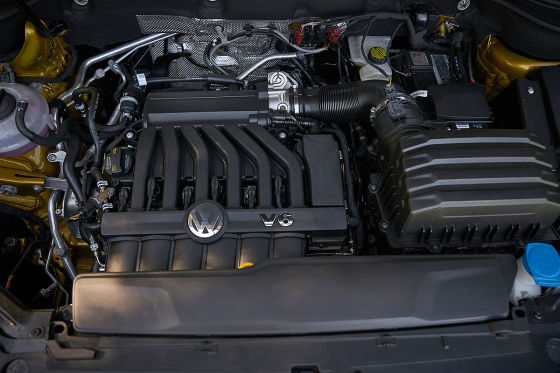 VWs US-SUV in Detroit
