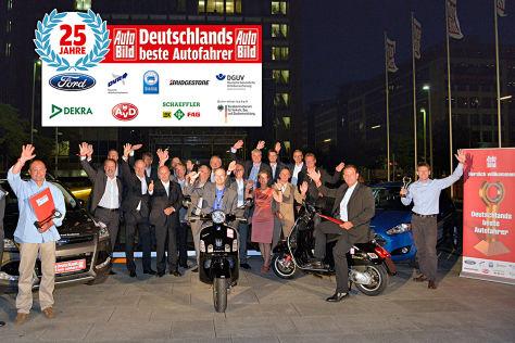 Deutschlands beste Autofahrer 2013