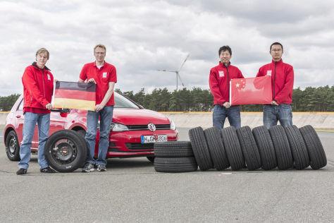 China-Reifen