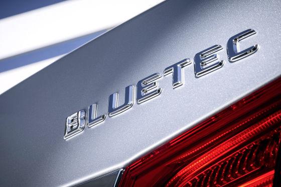 Mercedes E 220 Bluetec BlueEfficiency Edition