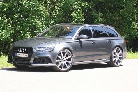 Audi RS& MTM schräg vorne