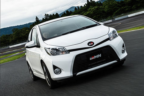 Toyota Vitz/Yaris GRMN Turbo