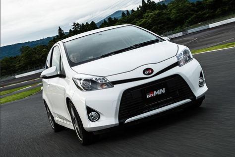 Toyota Vitz/Yaris GRMN Turbo