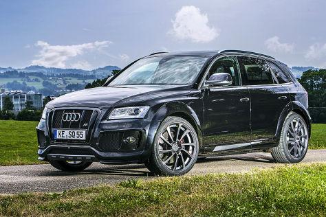 Audi SQ5 von Abt