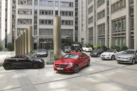 Neun Autos für 32.000 Euro