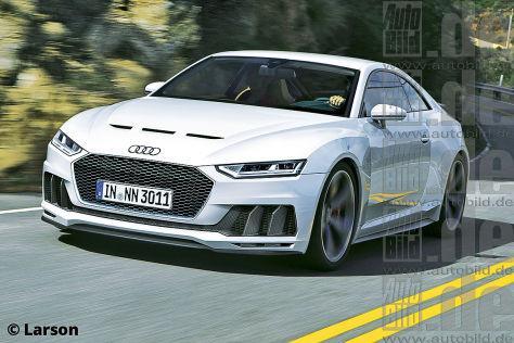 Audi Sport Quattro: IAA 2013