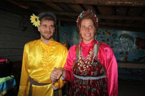 Russische Heirat