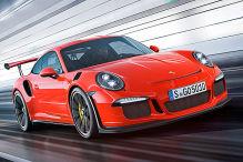 Alles zum neuen 911 GT3 RS