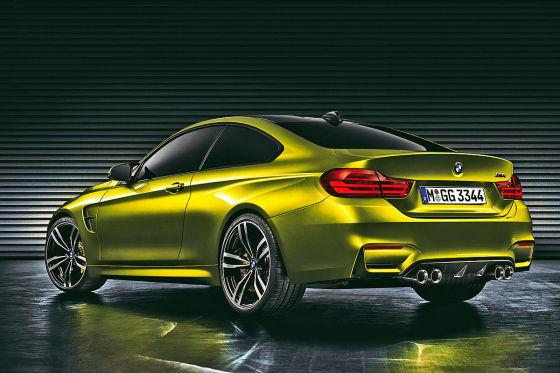 BMW Concept M4 Coupé
