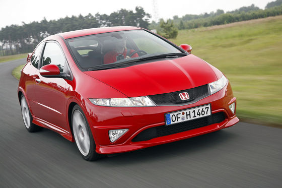 Honda Civic Type R Gen. 8