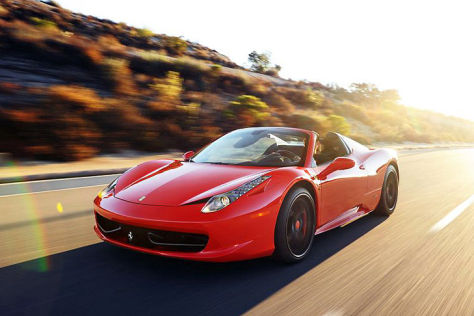 Ferrari 458 Twin Turbo by Hennessey Performance