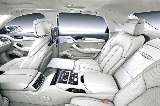 Audi A8 Facelift (2013)