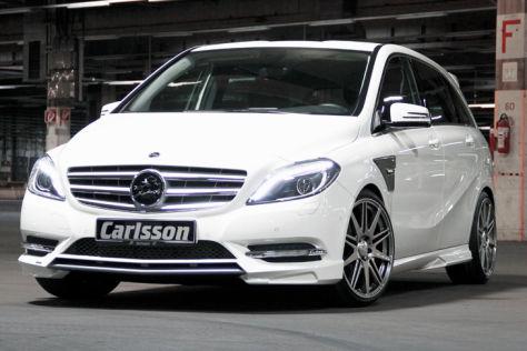 Mercedes-Benz B-Klasse Carlsson Front