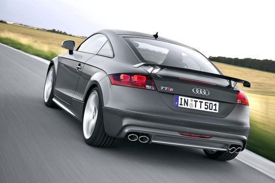 Audi TTS Competition Coupé