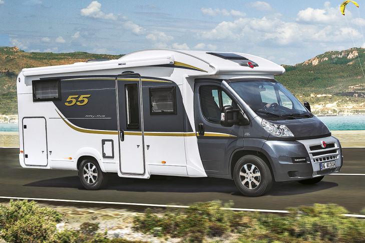 Ford Transit Camper Neuheiten auf dem Caravan Salon - Bilder - autobild.de