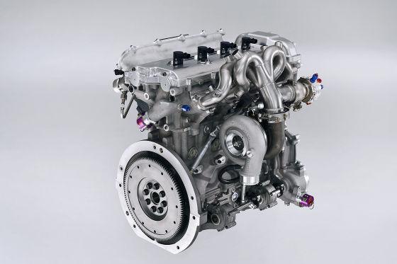 1,6-Liter-Vierzylinder-Turbo