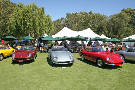 Monterey Car Week 2013