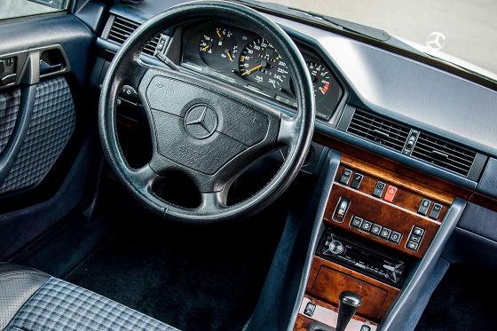 Mercedes 500 E W 124