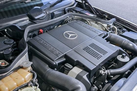 Mercedes 500 E W124