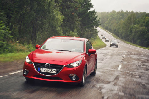 Mazda Route 3: Etappe 11