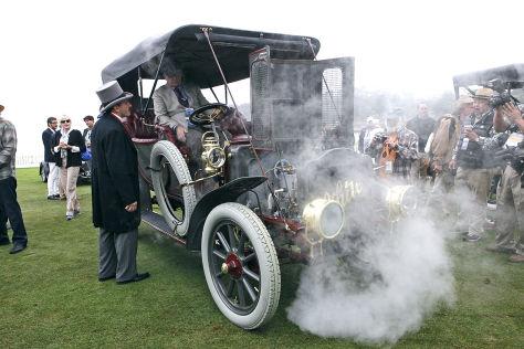 Dampfmaschinenwagen 1906