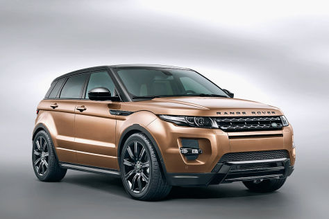 Range Rover Evoque: 2014