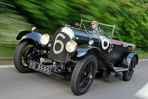 Bentley 3 Litre Speed
