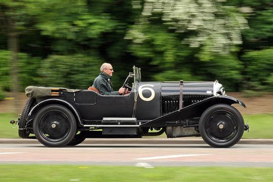 Bentley 3 Litre Speed