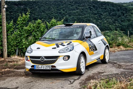 Opel Adam R2 Rallye-Version