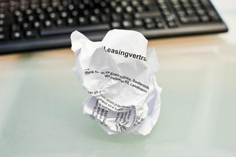 leasingverträge vorzeitig kündigen
