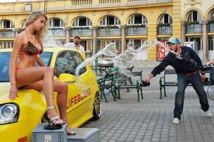 Miss-Tuning-Kalender 2014: Making of