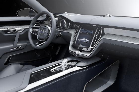 Das neue Volvo-Gesicht