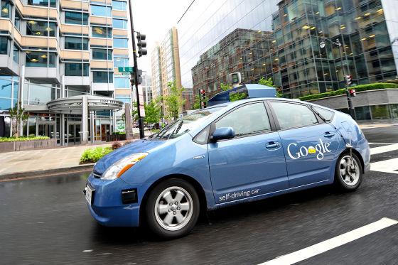 Gerücht über neues Google-Auto