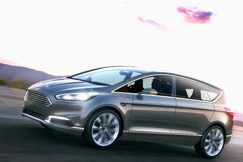 Ford S-MAX Konzept