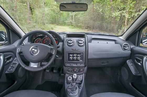 Dacia Duster FL