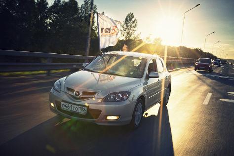 Mazda Route 3: Etappe 20