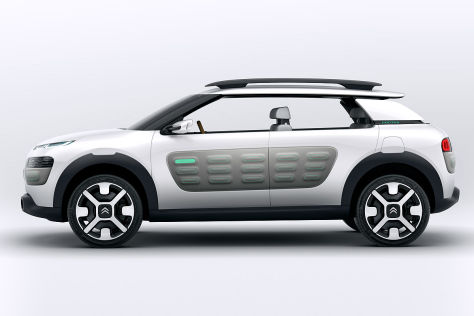 Citroën Cactus Concept IAA 2013